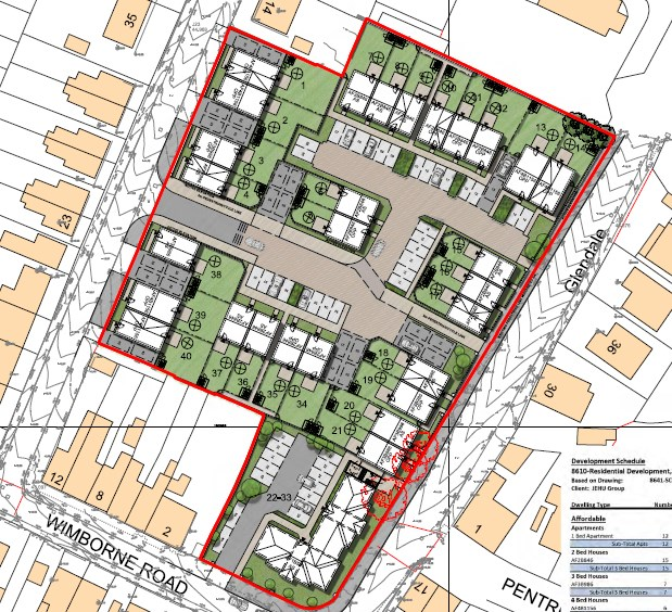 homes and apartments planned for pencoed primary site