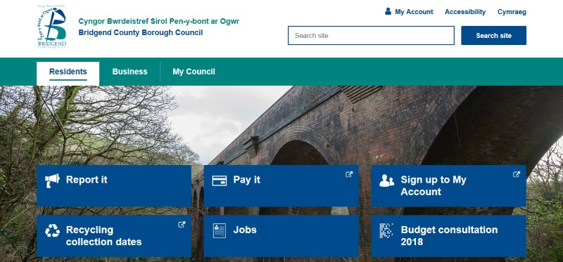 More BCBC services set to move online – Oggy Bloggy Ogwr